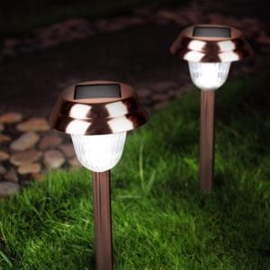 ohuhu solar path lights 2 - Path Lights