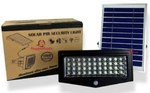 15 Best Solar Security Lights + Buyers Guide & Reviews