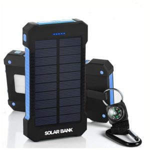 solar flashlight solarbank