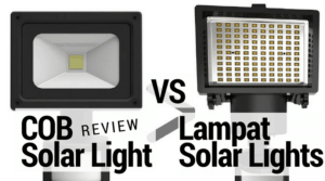 COB Solar Lights Review
