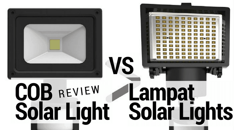 Cob Solar Light Review