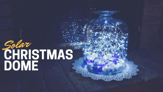 Solar Christmas Dome Header