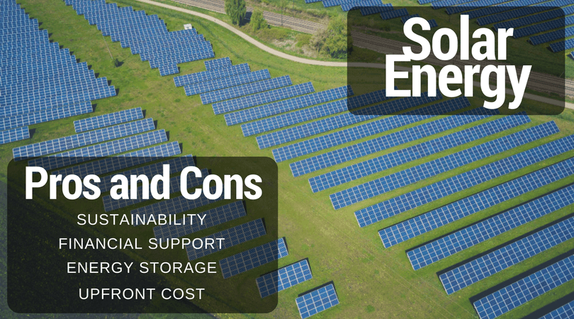 Solar Energy Pros and Cons