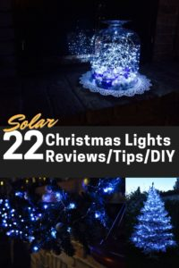 Solar Christmas Lights – A complete Guide with Reviews, DIY Ideas, and Bonus Tips