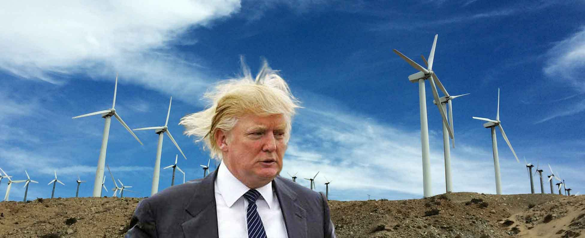 Trump Renewable Energy