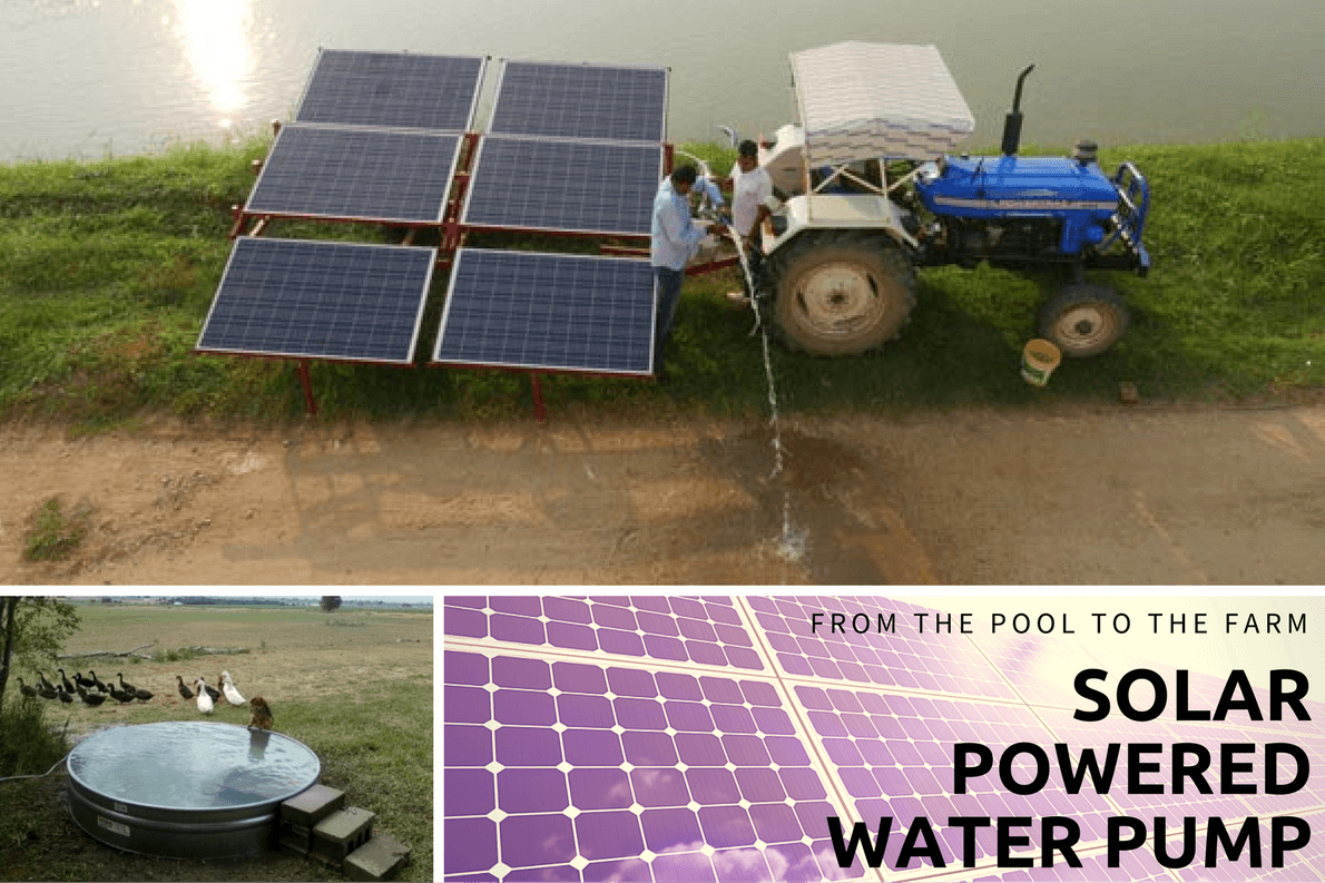 Benefits Of Using A Solar Water Pump