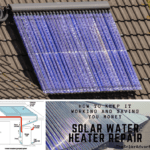 Solar Water Heater Repair – How to Keep it Working and Saving you Money