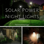 Why you should opt for solar power night lights
