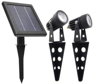 MINI solar spot lights