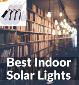 Best Indoor Solar Lights