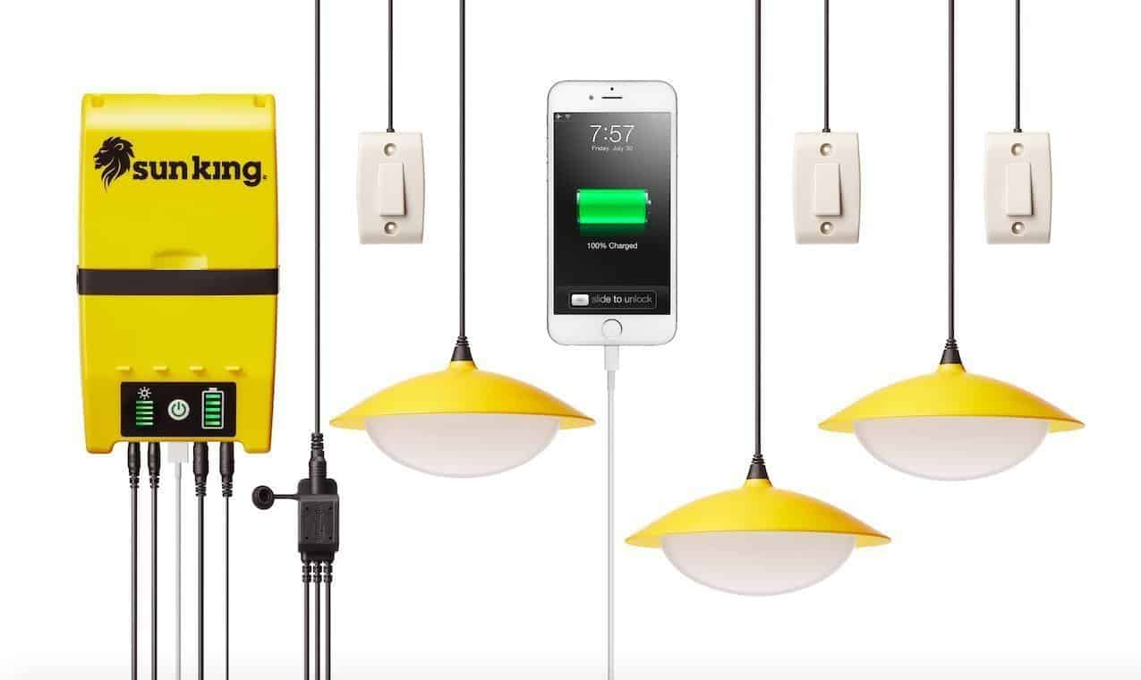 Greenlight Indoor Solar Light