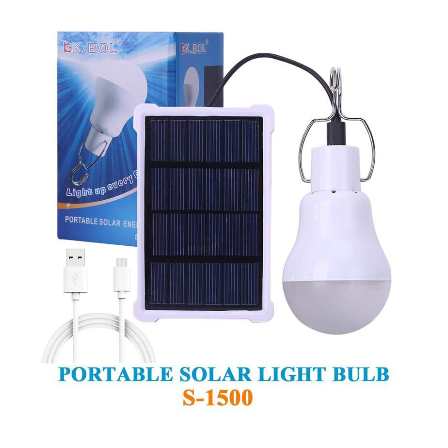 Bol Indoor Solar Light
