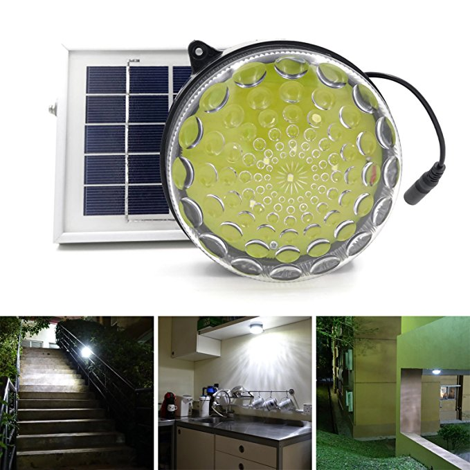 our top 10 best indoor solar lights buyers guide
