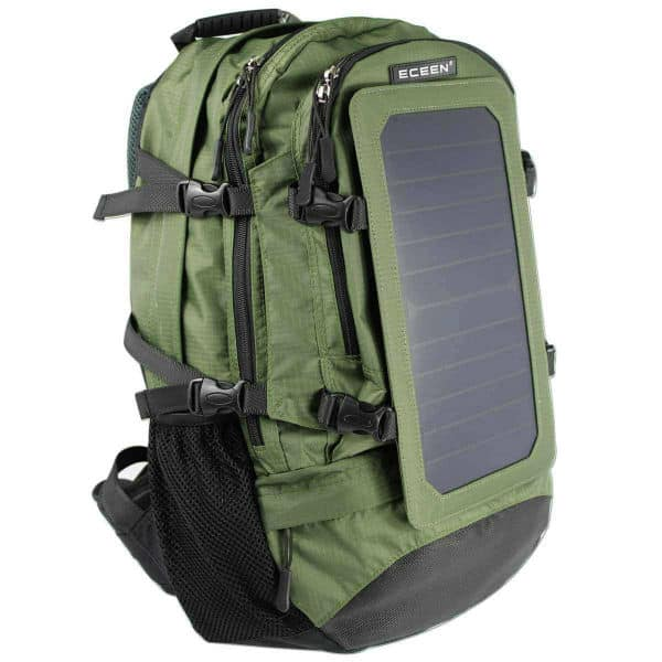 Eceen Best Overall Solar Backpack