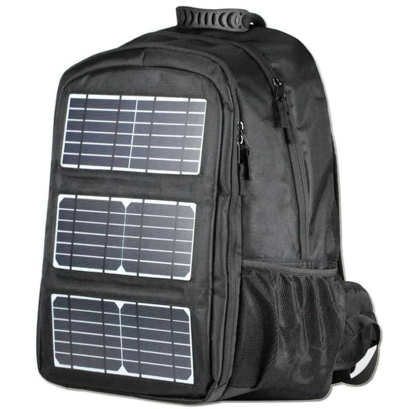 Eceen High Capacity Solar Backpack
