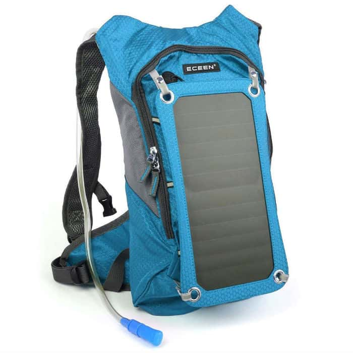 Eceen Lightweight Hiking Solar Backpack