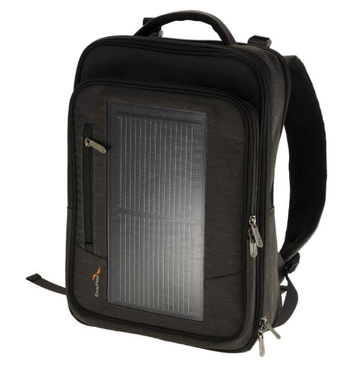 Enerplex Solar Backpack for School
