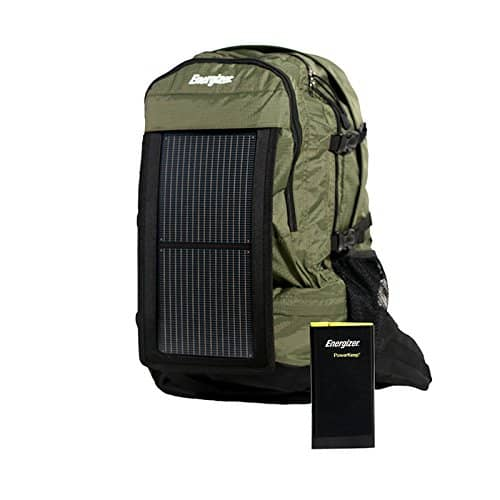 Powerkeep Big Battery Solar Backpack