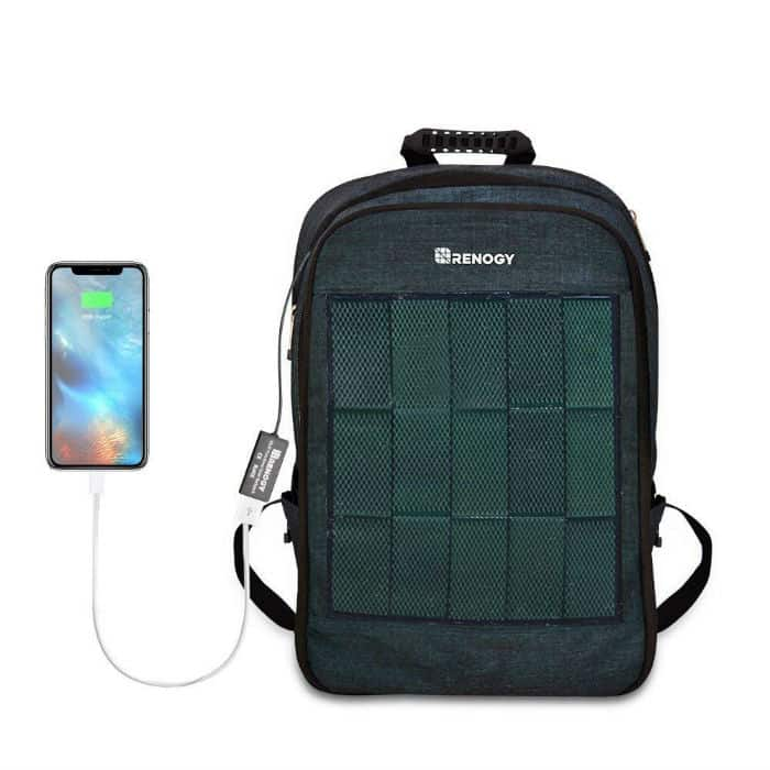 Renogy Solar Backpack
