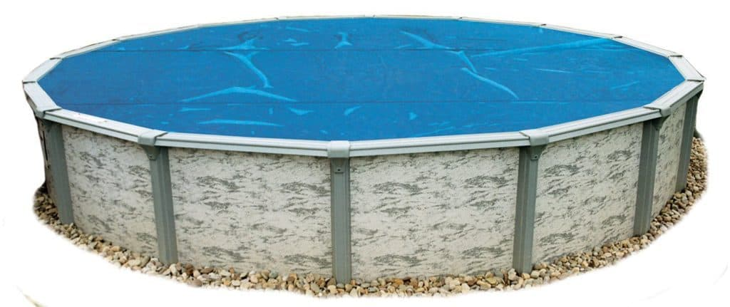 Blue Wave NS110 8-mil Solar Blanket for 18 Foot Round Pools