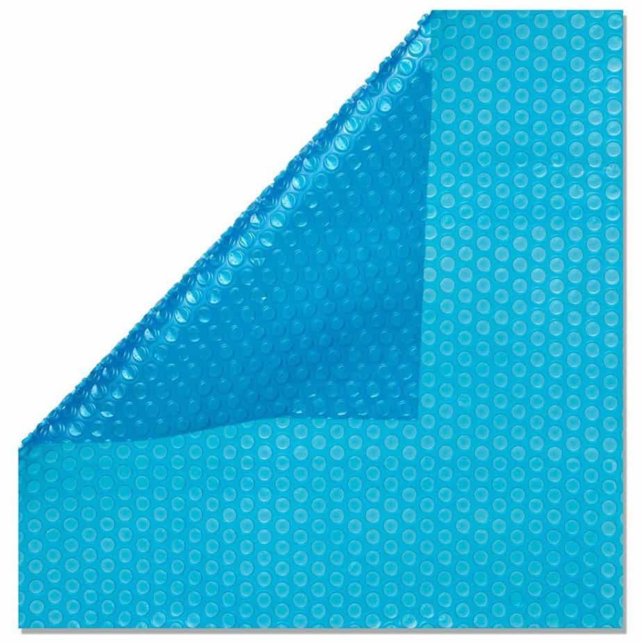 In The Swim 8 Mil 24 Foot Round Pool Solar Blanket Cover