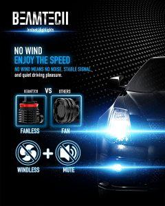 BEAMTECH H11 LED Bulb