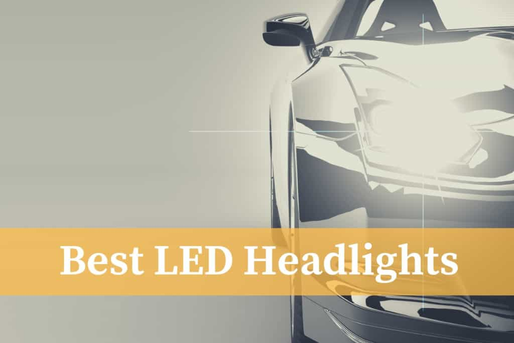 Car with the best led headlights