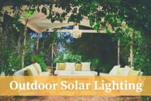 backyard best outdoor solar powered lights