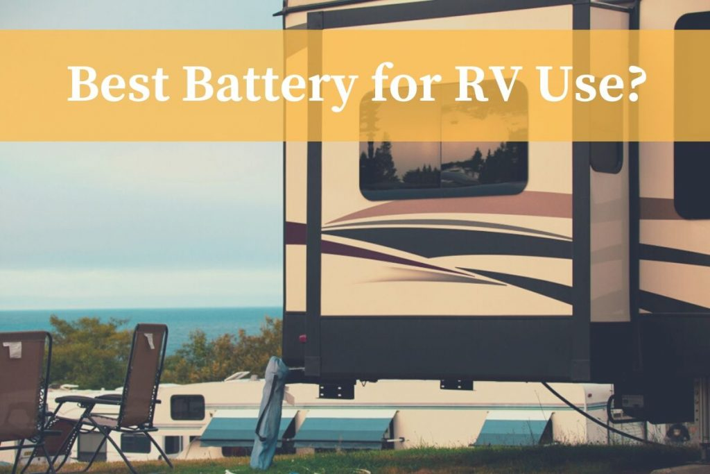 the best rv battery