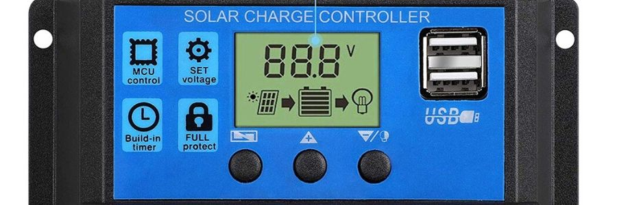 Solar Charge Controller Banner 2
